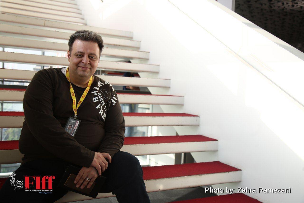 کامیار محسنین: جشنواره جهانی فجر پایگاهی مطمئن برای سینمای منطقه است