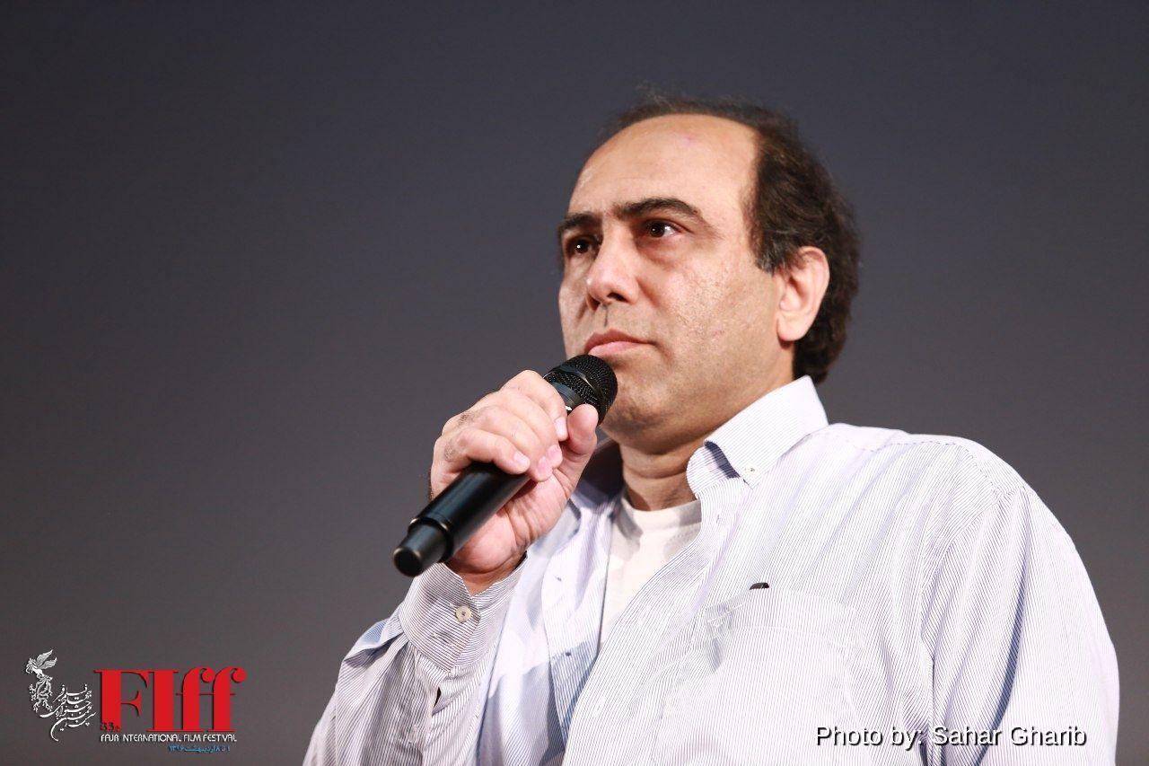 مراسم معرفی فیلم «تاریکی» برگزار شد/ توهم در تاریکی