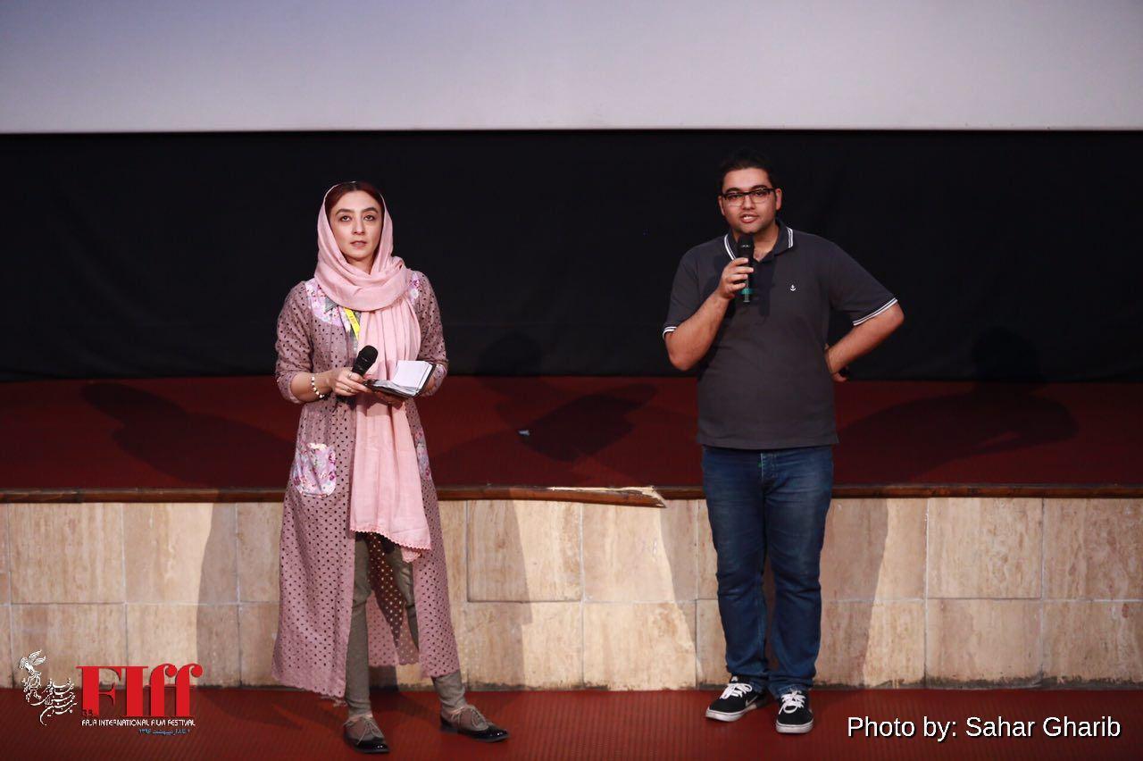 «خانه دیگران» در سینما فلسطین به نمایش درآمد