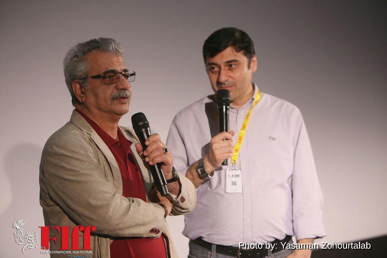 نمایش مطبوعاتی فیلم «خانه کاغذی» در کاخ جشنواره با استقبال مواجه شد