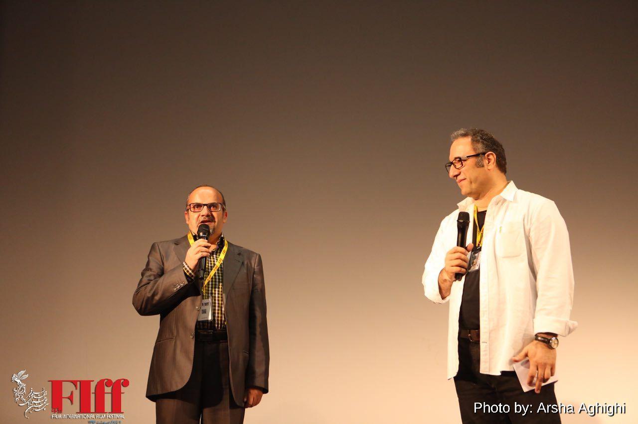 نمایش فیلم «خانه» در جشنواره جهانی فیلم فجر