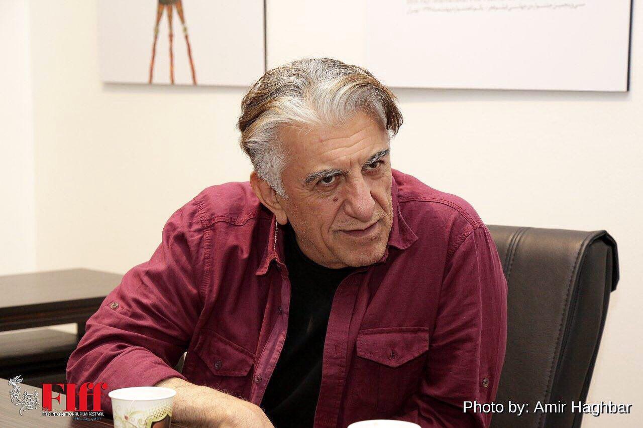 رضا کیانیان: سینما فلسطین با برنامههای ویژهای در جشنواره جهانی میزبان علاقهمندان به سینما است