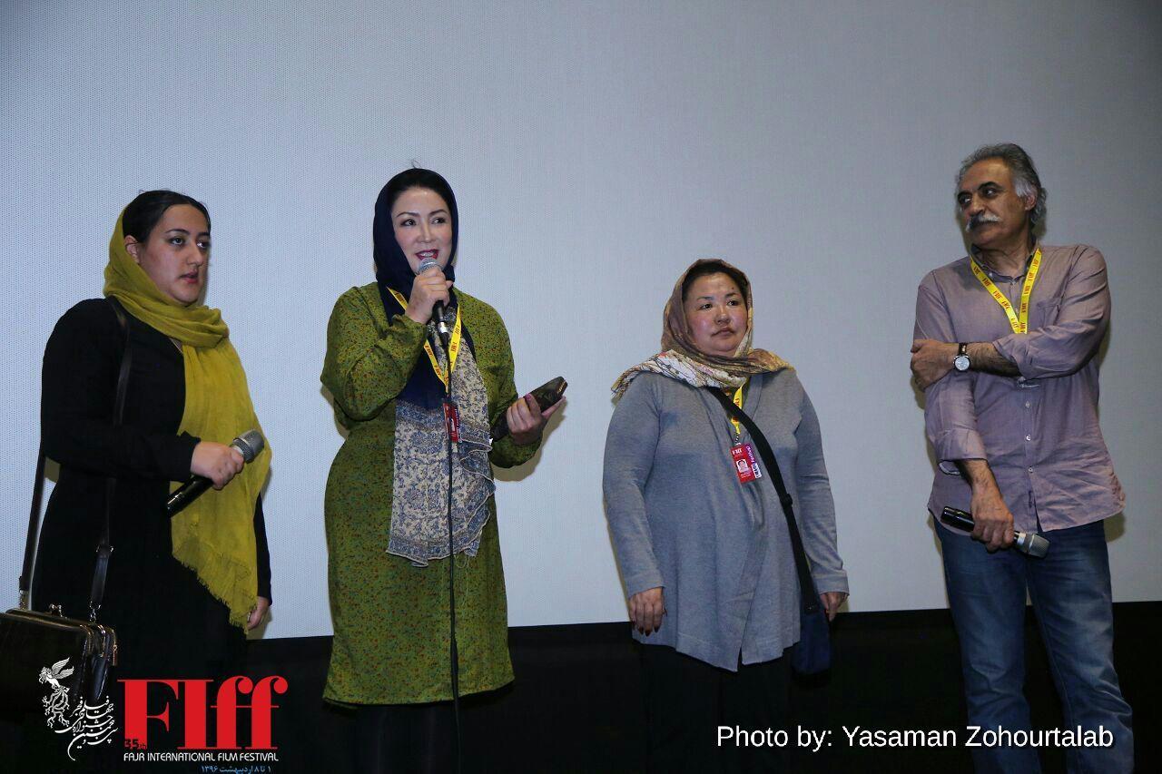 نمایش فیلم مغولی «مادر» در جشنواره جهانی فیلم فجر