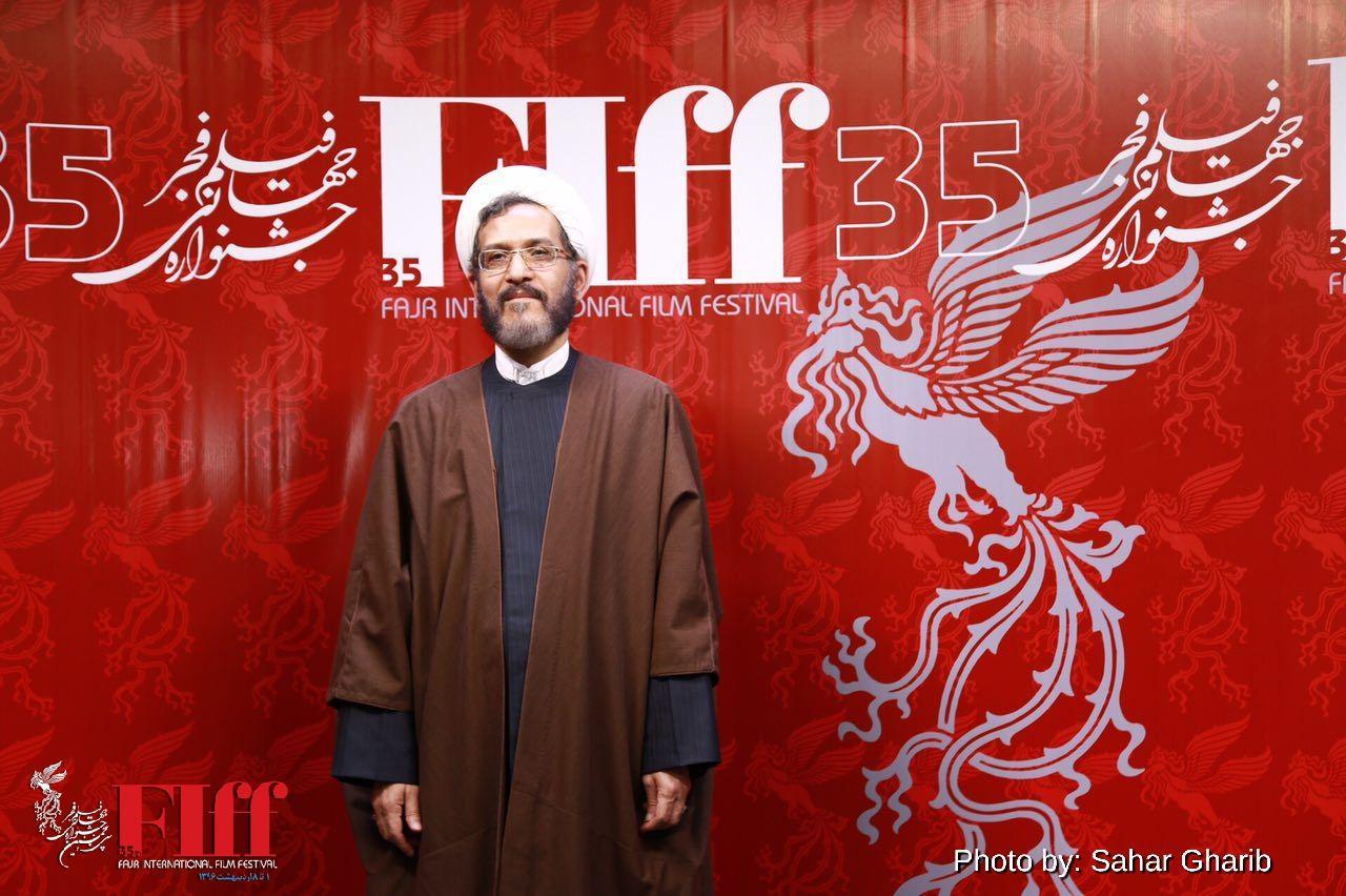 بازدید حجتالاسلام احمد مازنی از کاخ جشنواره جهانی