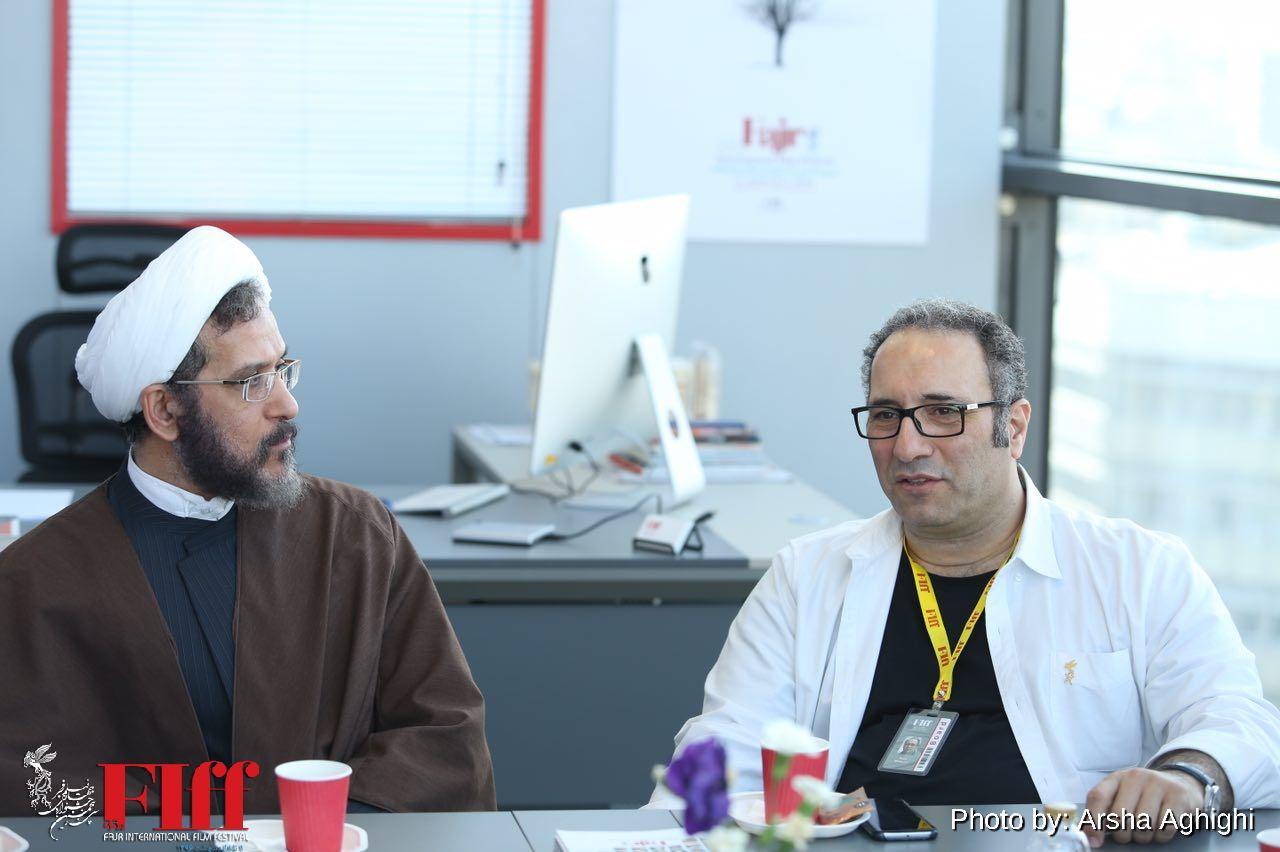 حجت الاسلام احمد مازنی: سینما نقش بسیار مهمی در دیپلماسی فرهنگی دارد