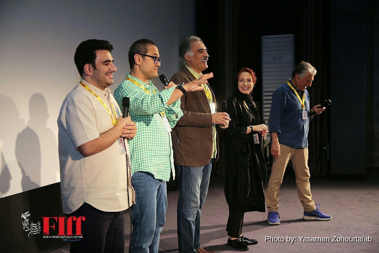 گزارش تصویری جلسه معرفی و نمایش فیلم «نگار» در کاخ جشنواره جهانی