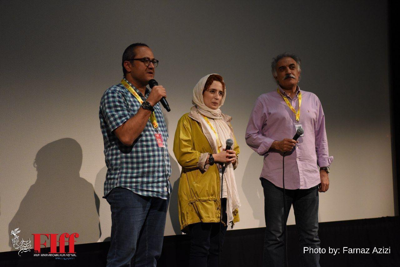 نمایش فیلم «نگار» در جشنواره جهانی فیلم فجر