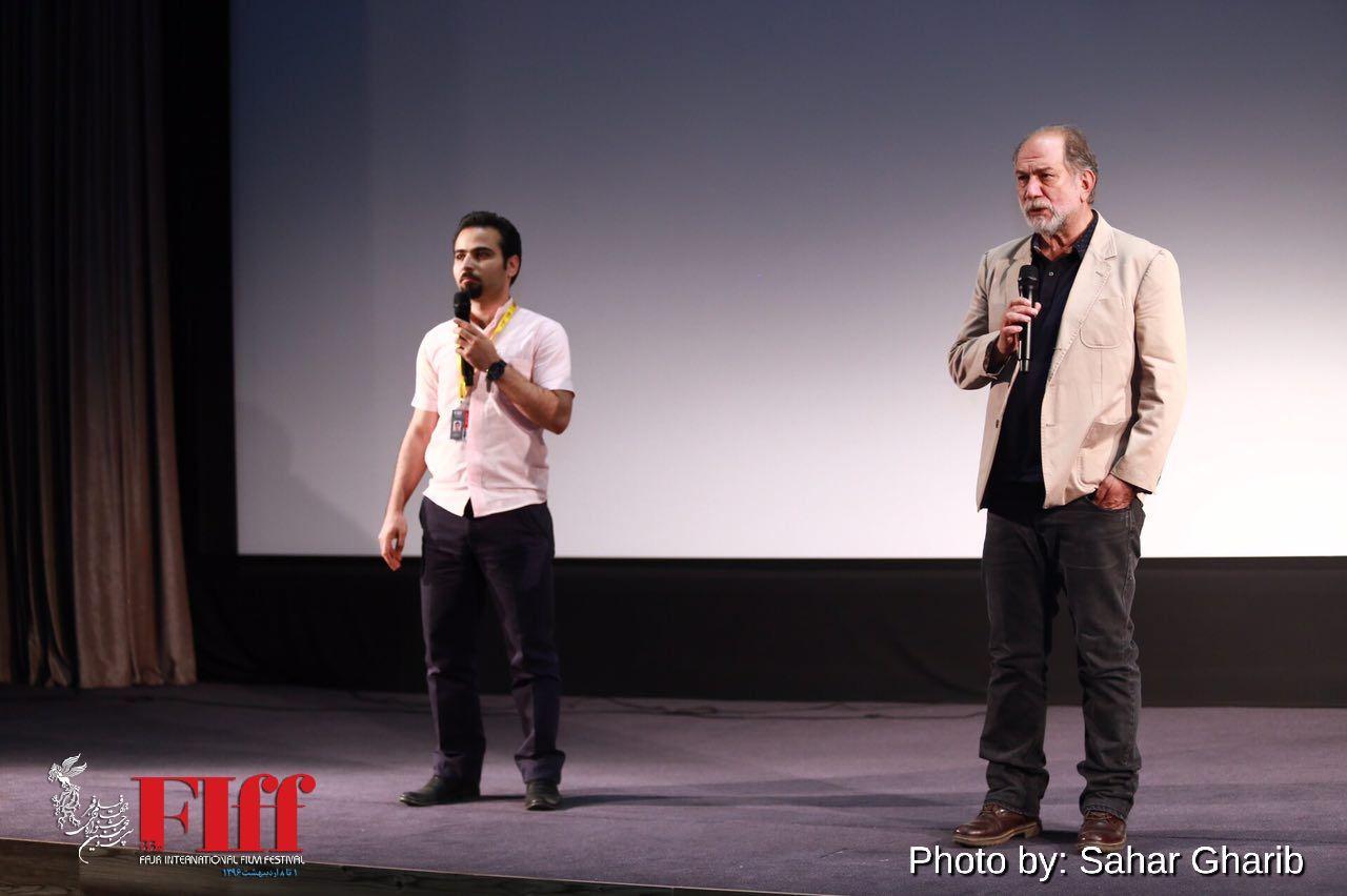 «شب طولانی فرانسیسکو سانتیس» یک فیلم سیاسی صرف نیست