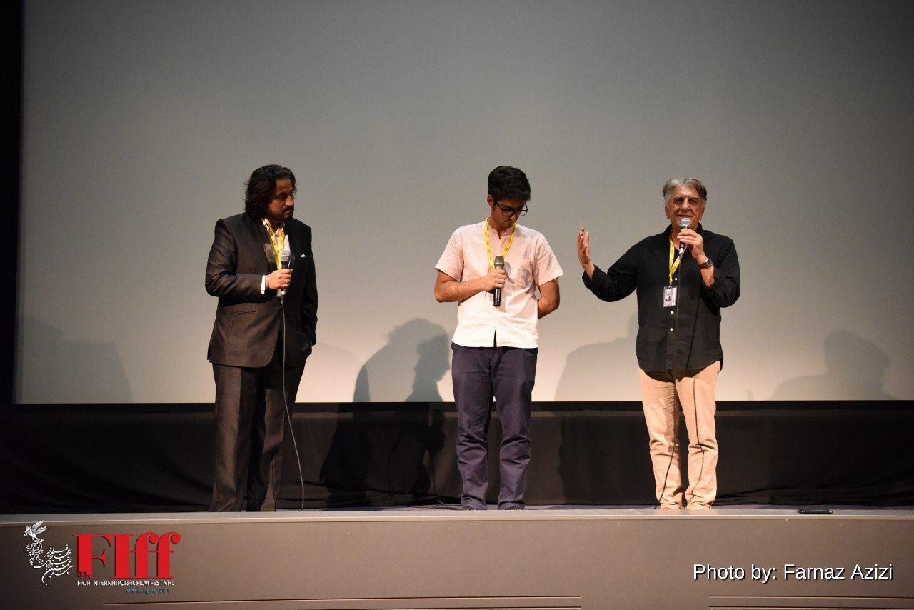 وینود کاپری: سینمای ایران من را فیلمساز کرد