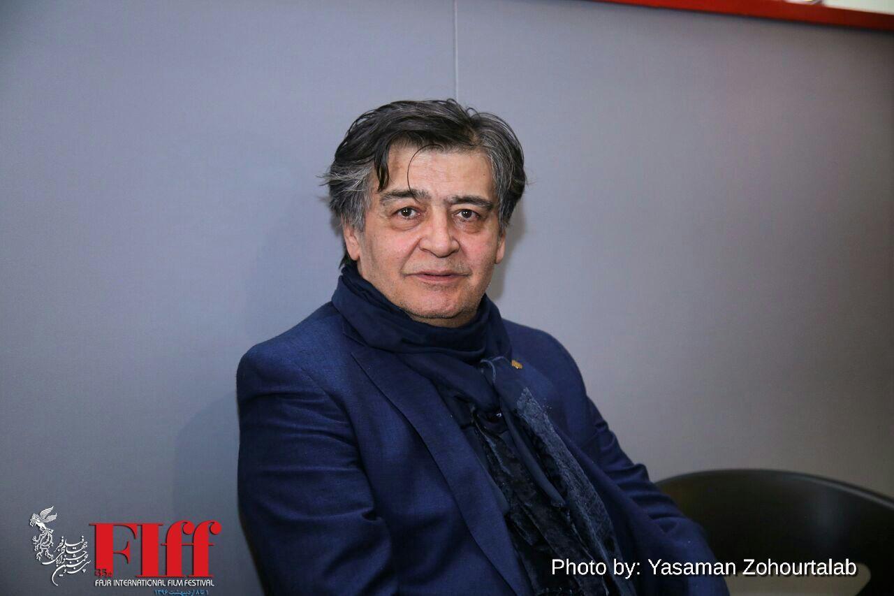 رضا رویگری: جشنواره جهانی فجر موجب شناساندن سینمای ایران در جهان میشود