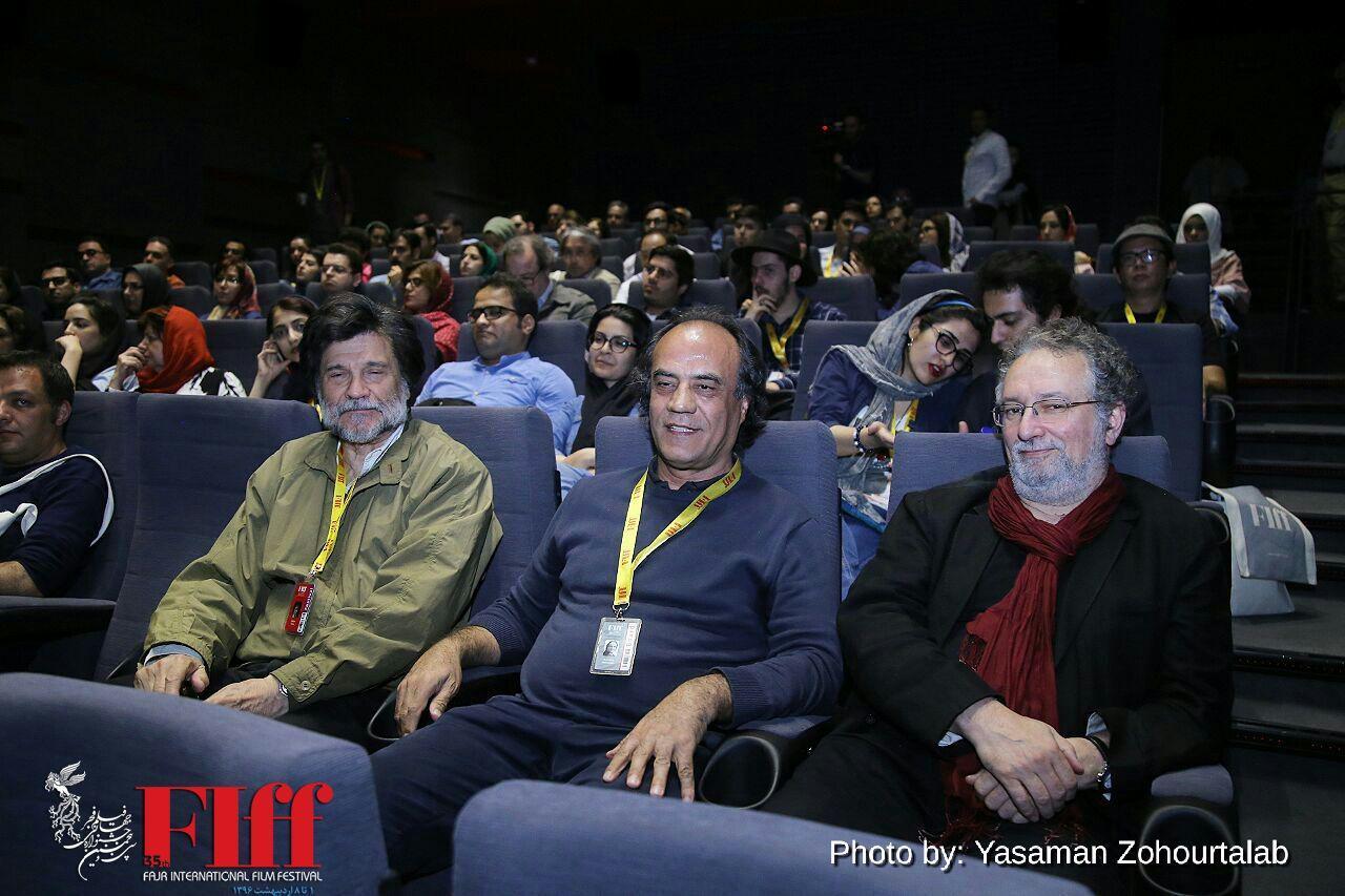 صمدیان: ساخت فیلمی درباره کیارستمی پر از آرامش بود