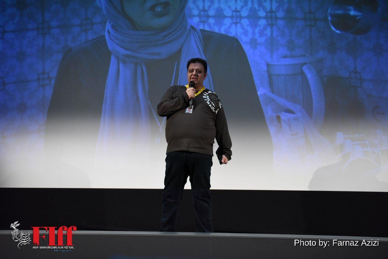 نمایش فیلم «شهروند برجسته» در کاخ جشنواره جهانی
