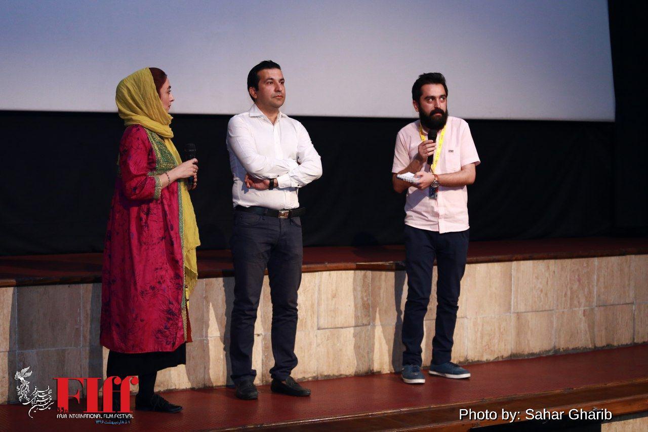 اکران فیلم سینمایی «شیر» در سینما فلسطین