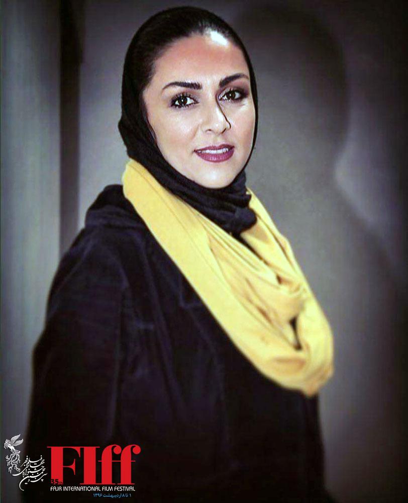 شیوا ابراهیمی: جشنواره جهانی فجر صداى صلحِ ما در جهان است