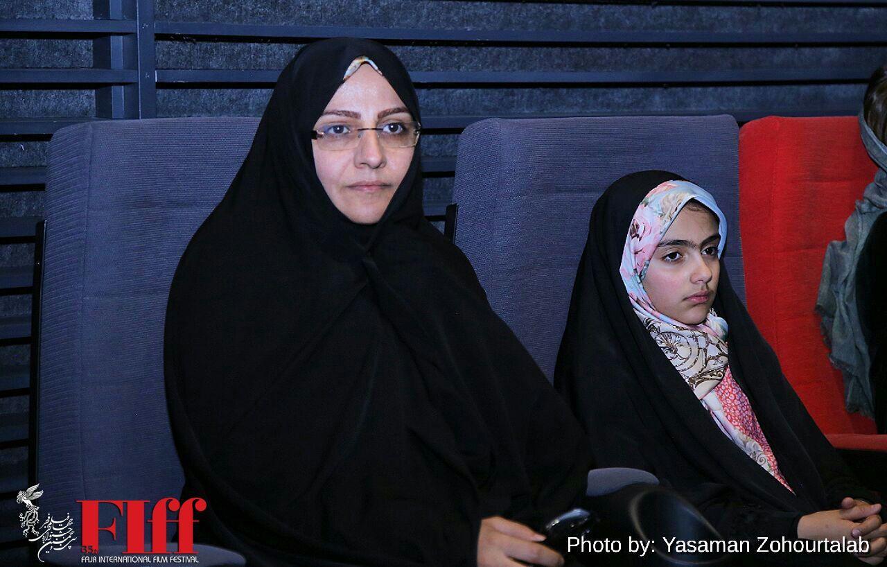 همسر شهید رضایی نژاد: جشنواره جهانی فجر شناسنامه پیدا کرده است