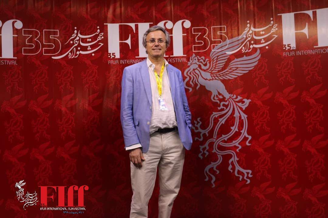 برونو چاتلین: تهران در چرخه جشنوارههای جهانی، خیمه تازهای را برافراشته است