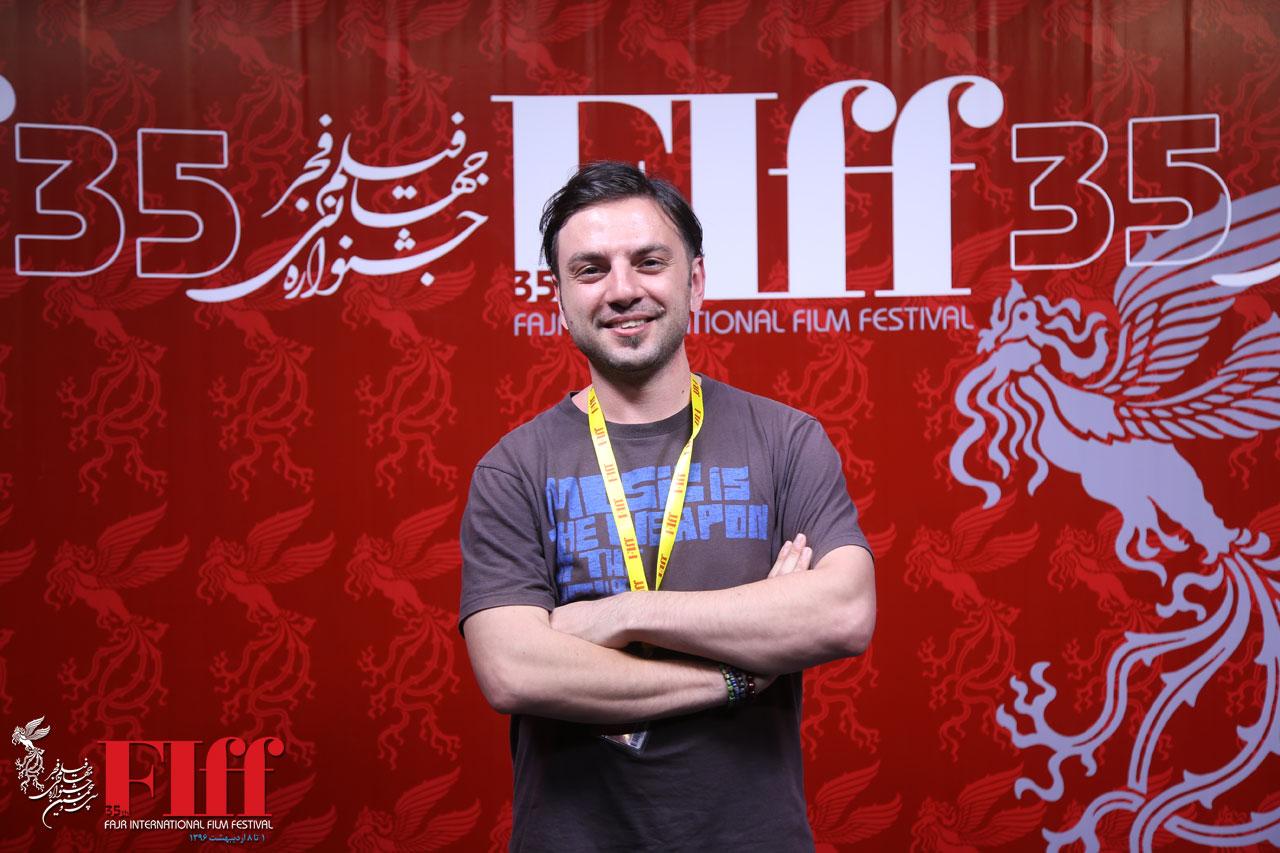 گفتوگو با فیلمنامهنویس «گلوری» برنده دو جایزه بخش «سینمای سعادت»/ حضور در جشنواره جهانی تجربه بسیار جالبی بود