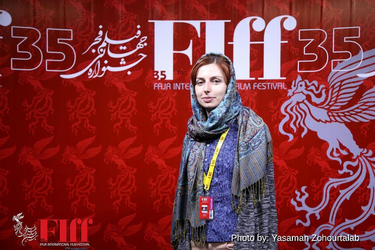 کنجکاو بودم فیلمهای ایرانی را ببینم