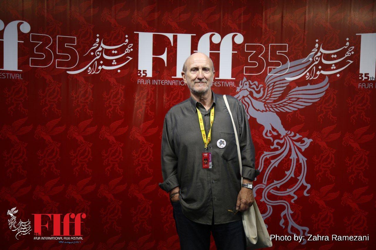 رئیس جشنواره وایادولید: کیفیت فیلمهای ایرانی مرتباً در حال بهبود است
