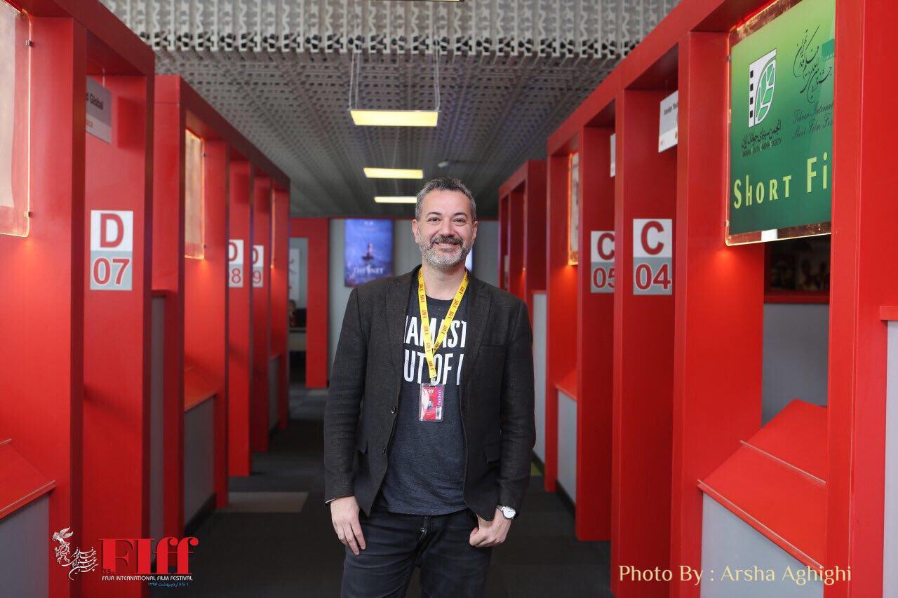 گفتوگو با کریم آیان مدیر جشنواره فیلم استانبول/ سینما با سیاست گره خورده است