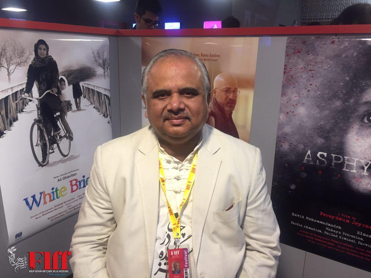 دبیر جشنواره بینالمللی فیلم داکا: برگزاری بازار فیلم جشنواره جهانی فجر ایده درخشانی است