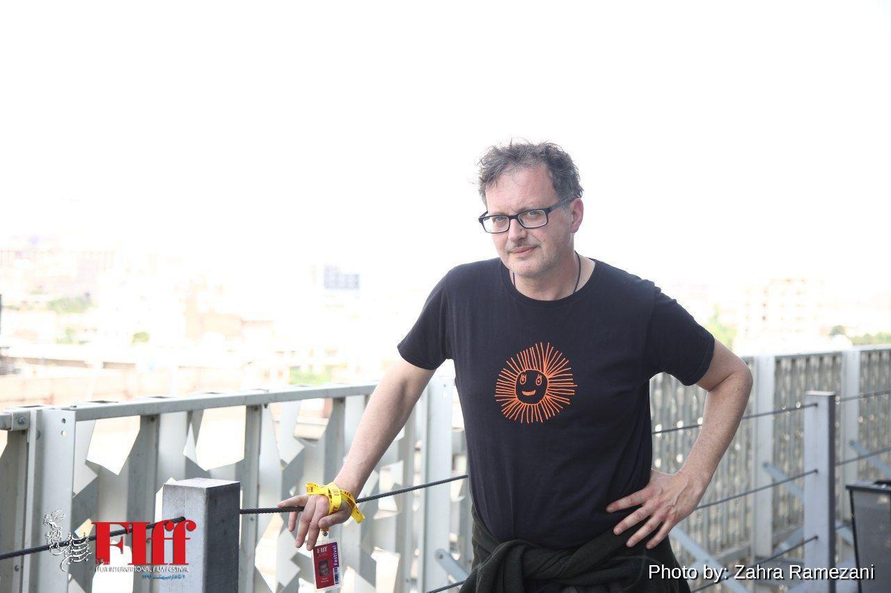 مدیر هنری جشنواره ایتالیایی: فجر را به جشنوارههای پرزرقوبرق ترجیح میدهم