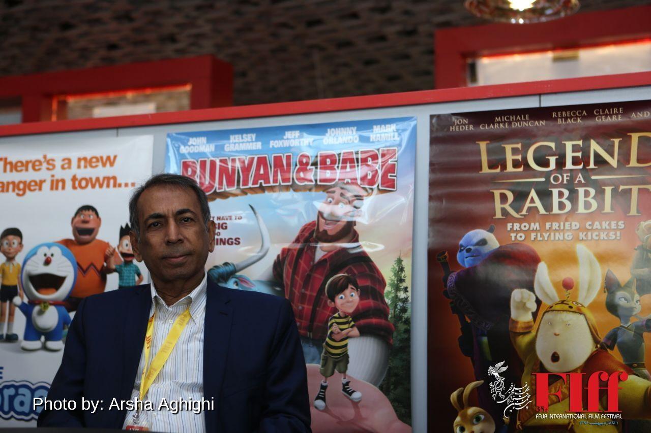 گفتوگو با مدیر یک شرکت فیلمسازی هندی/ فیلمهای ایرانی در دنیا محبوب هستند