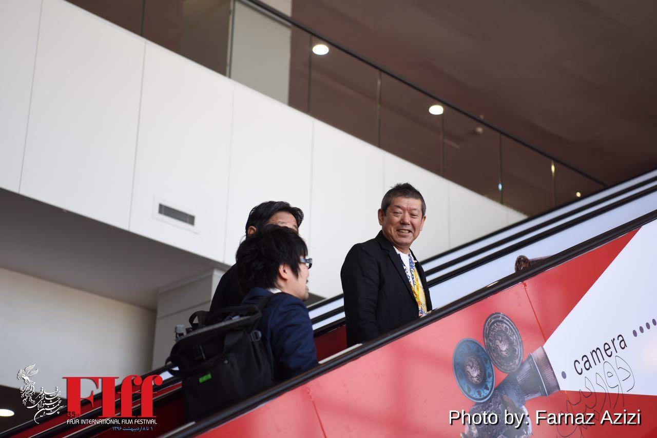 یاناگیجیما فیلمبردار ژاپنی «مثل یک عاشق»: عاشقان سینما در ژاپن فیلمهای ایرانی را دنبال میکنند