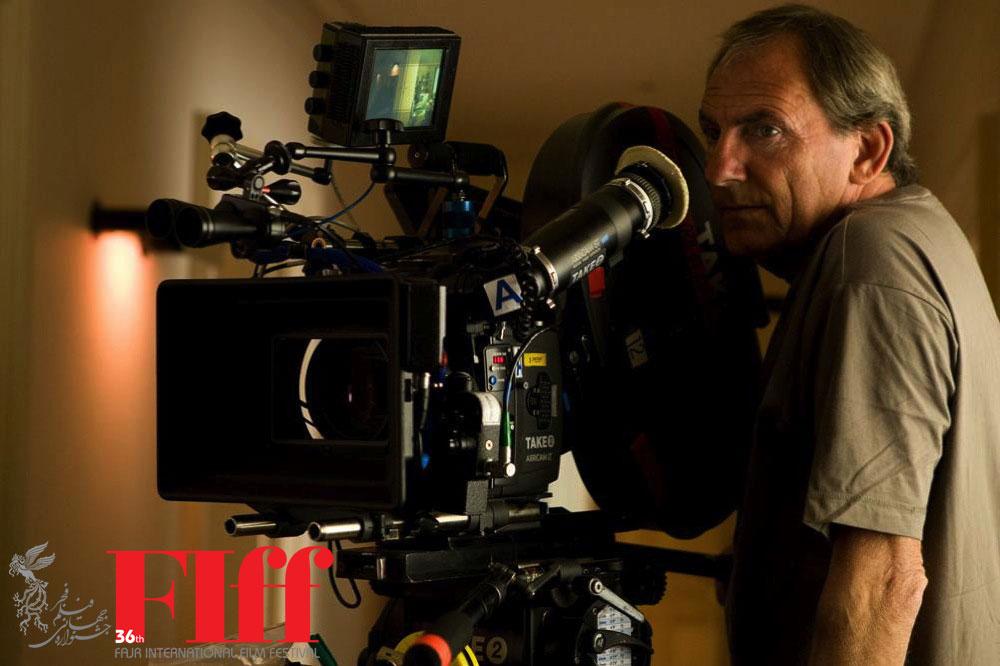 فیلمبردار و نورپرداز آثار استنلی کوبریک در جشنواره جهانی فیلم فجر کارگاه آموزشی برگزار میکند