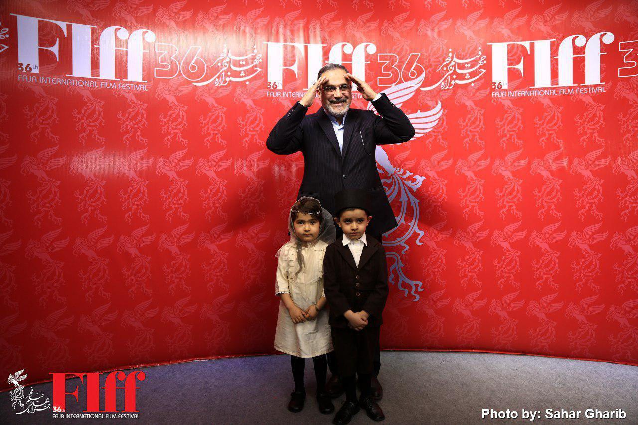 گزارش تصویری حضور وزیر آموزش و پرورش در کاخ جشنواره جهانی فجر