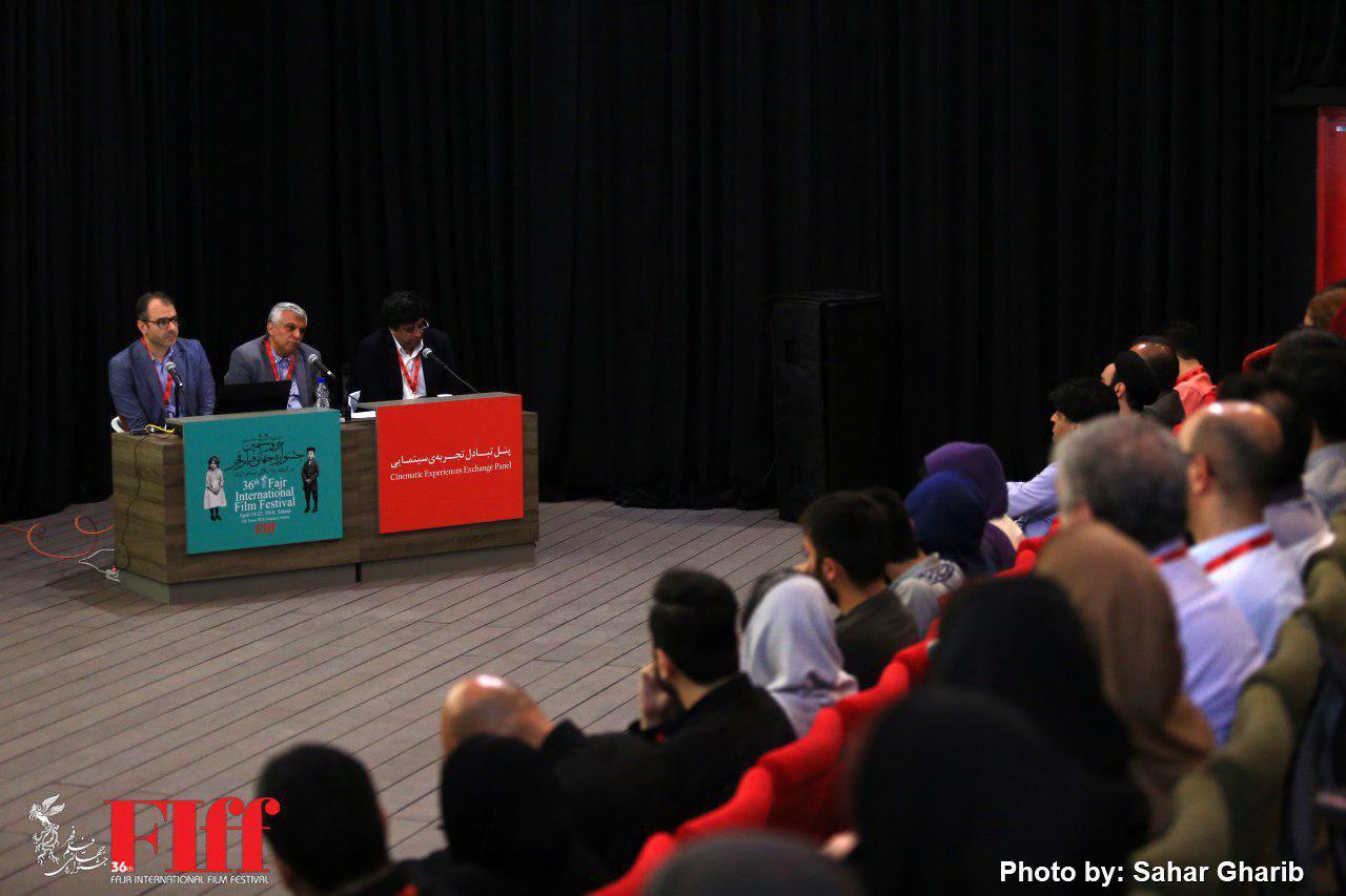 گزارش تصویری کارگاه «معرفی بازارهای عرضه محتوا» در کاخ جشنواره جهانی فجر
