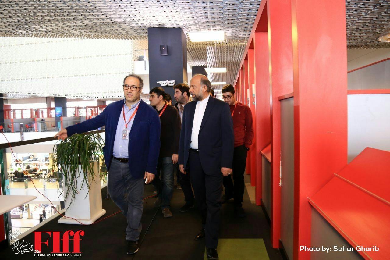 جشنواره جهانی فیلم فجر در چارچوب برنامه جامع سینما حرکت کرده است/ سرمایهسازی از هزینهها