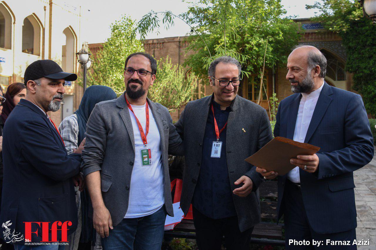 رییس سازمان سینمایی: تلاش می کنیم سینمای ایران در خدمت بیان اندیشه باشد