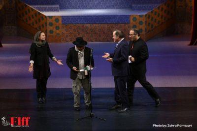 گزارش تصویری مراسم اختتامیه سیوششمین جشنواره جهانی فیلم فجر/ ۱