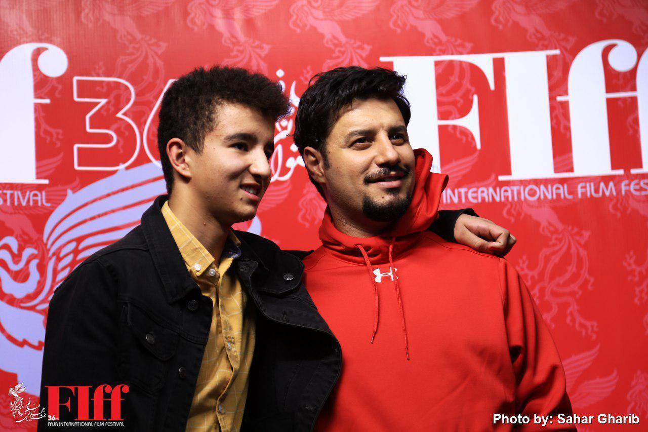 گزارش تصویری حواشی روز سوم جشنواره جهانی فیلم فجر / ۲