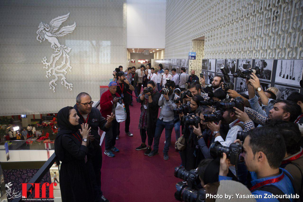 گزارش تصویری حواشی روز ششم جشنواره جهانی فیلم فجر/ ۳
