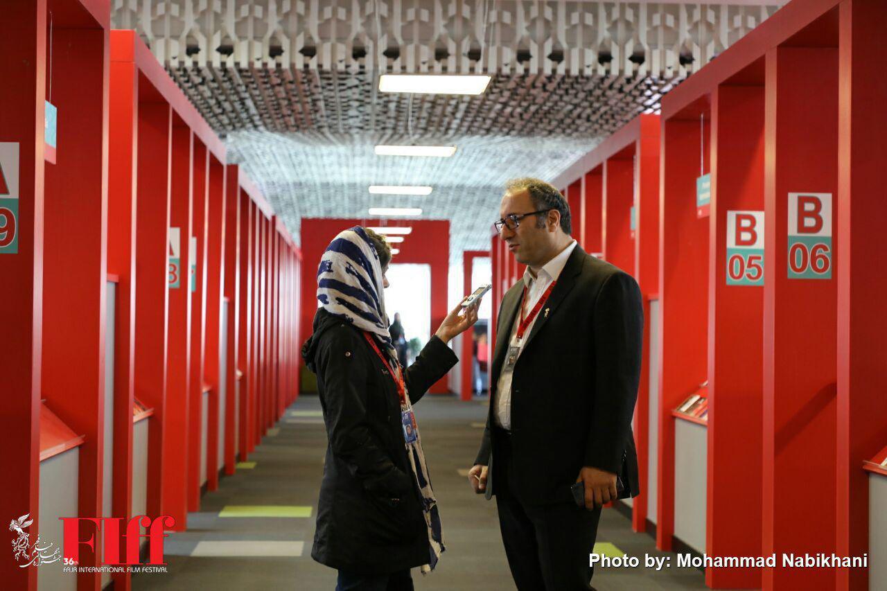 گزارش تصویری حواشی روز ششم جشنواره جهانی فیلم فجر/ ۱