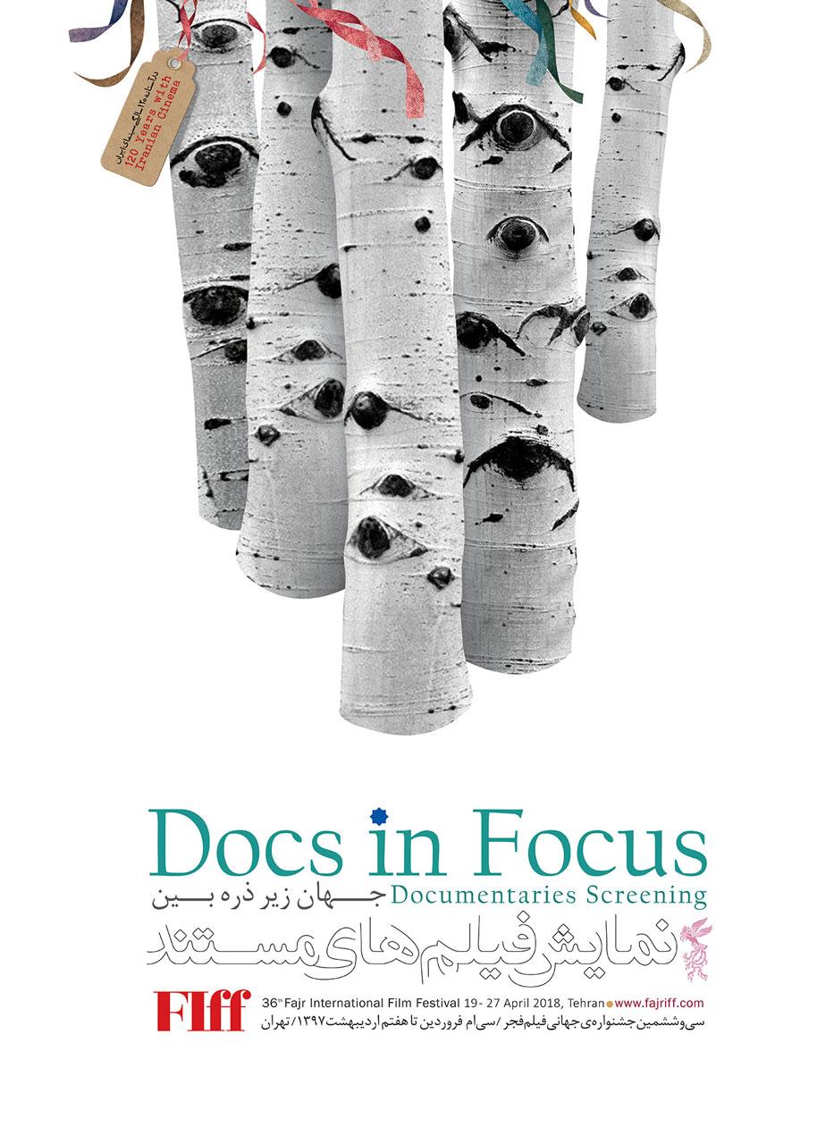 اعلام نام ۵ مستند ایرانی بخش «مستند زیر ذرهبین» جشنواره جهانی فیلم فجر