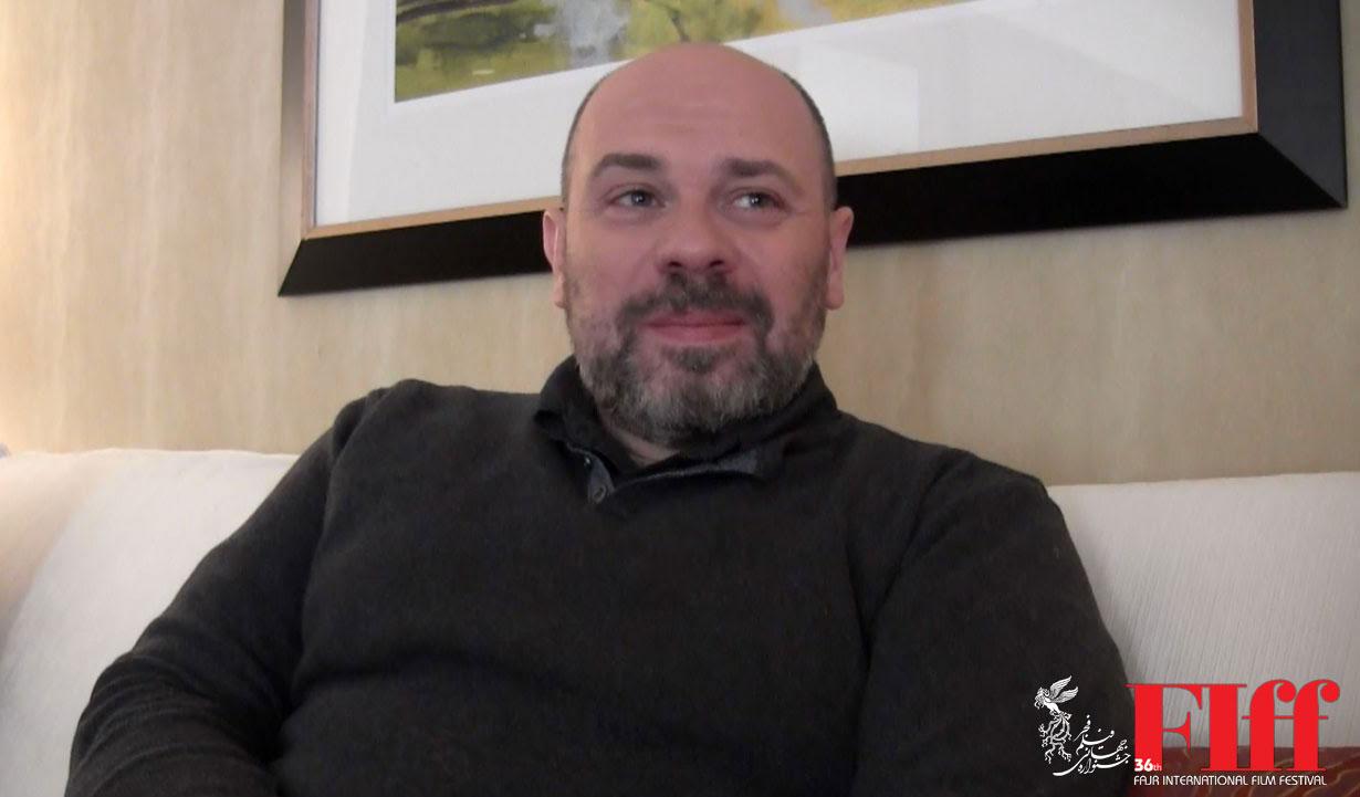 نشست خبری کارگردان «ربوده شده» با رسانههای ایرانی