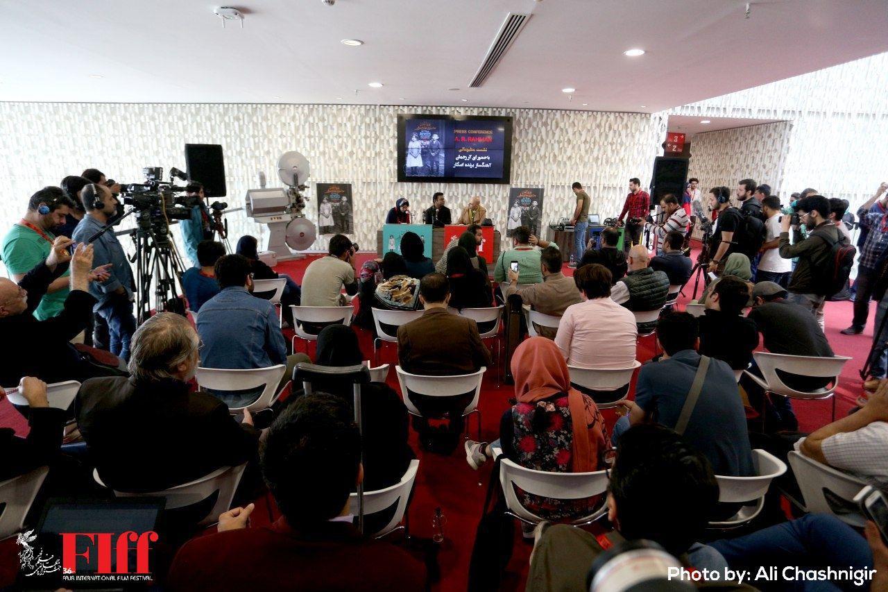 گزارش تصویری کارگاه تخصصی ای. آر رحمان در کاخ جشنواره جهانی فجر