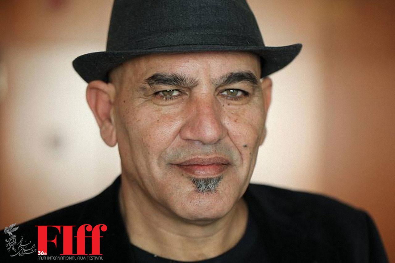 رشید مشهراوی کارگردان شاخص فلسطینی مهمان ویژه جشنواره جهانی فیلم فجر میشود