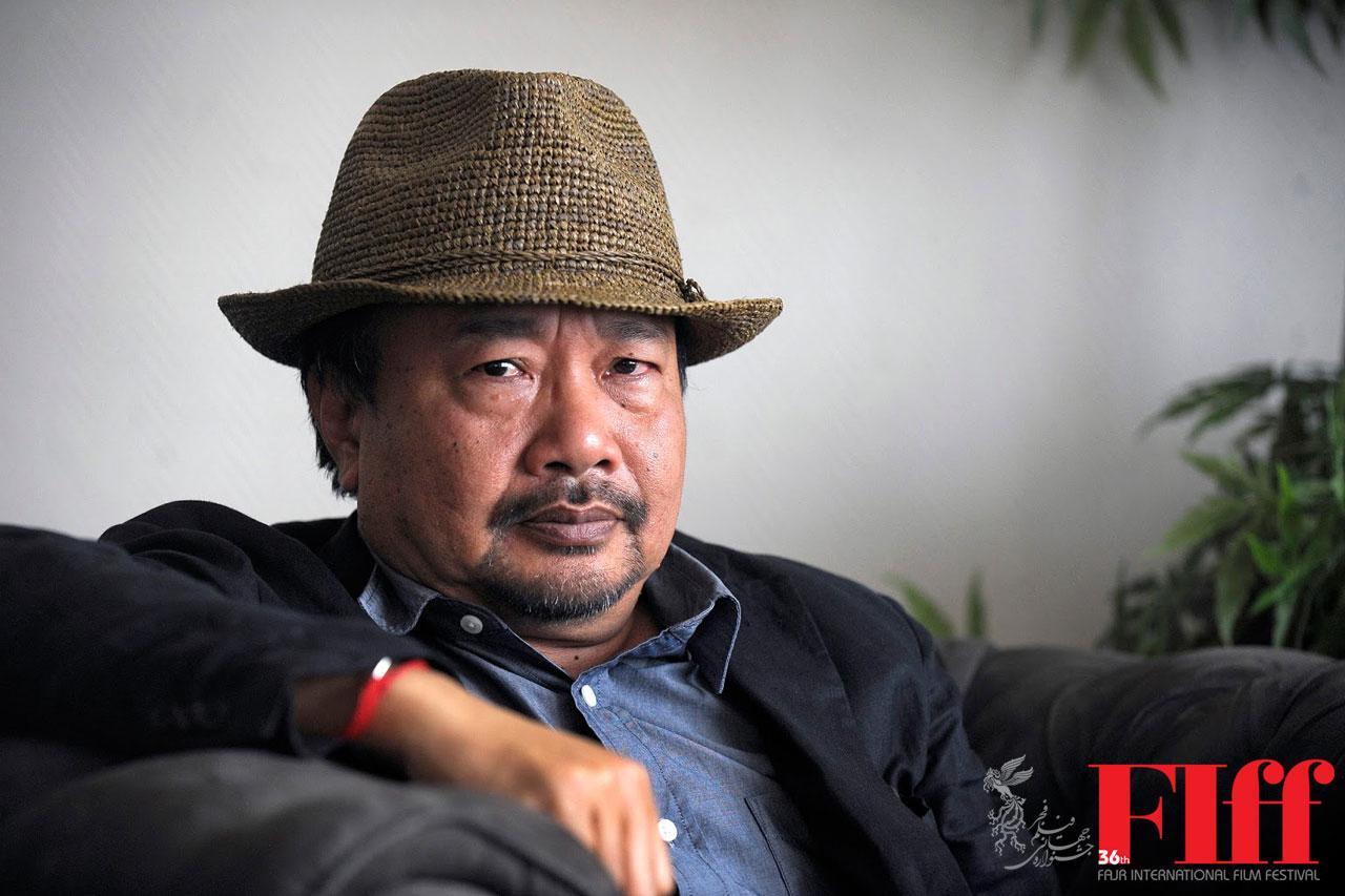 کارگردان مشهور کامبوجی در جشنواره جهانی فیلم فجر/ اهدای جایزه صلح به ریتی پان
