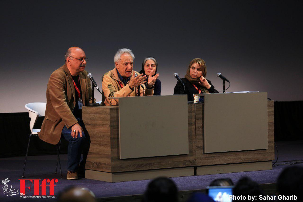 کارگاه روبرتو پرپینیانی تدوینگر ایتالیایی در جشنواره جهانی فیلم فجر