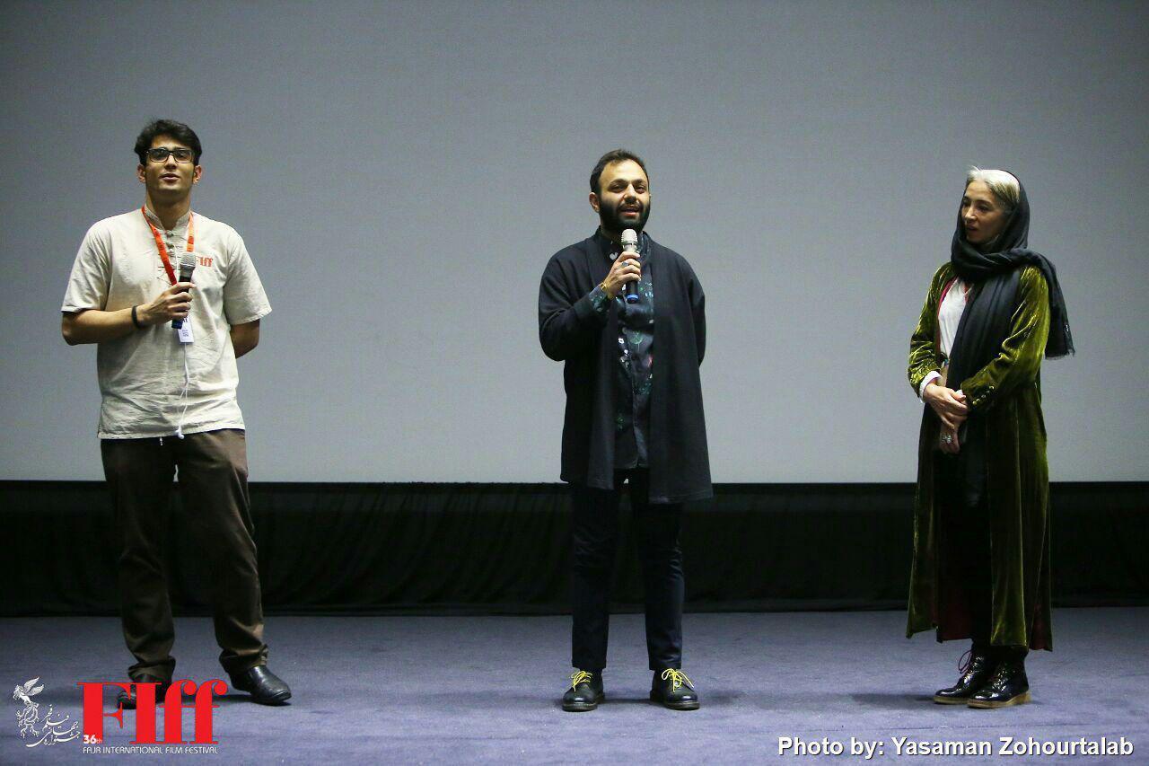 گزارش تصویری معرفی فیلم «تیتوی کوچک و بیگانهها» در کاخ جشنواره جهانی فیلم فجر