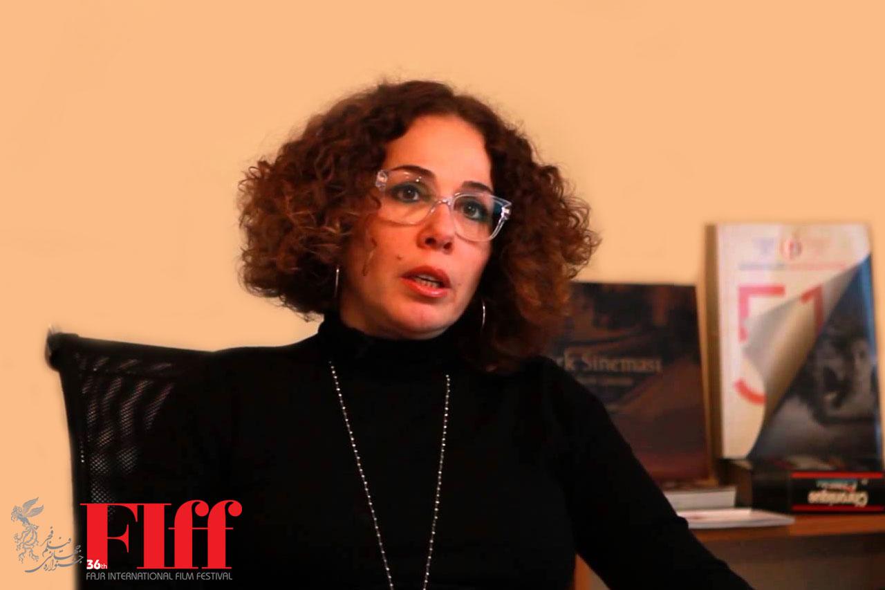 کارگاه تهیهکنندگی با حضور تهیهکننده آثار نوری بیلگه جیلان در جشنواره جهانی فیلم فجر