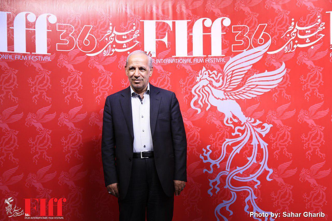 ویژگی جشنواره جهانی فیلم فجر این است که با ابتکار عمل جوانان اداره میشود