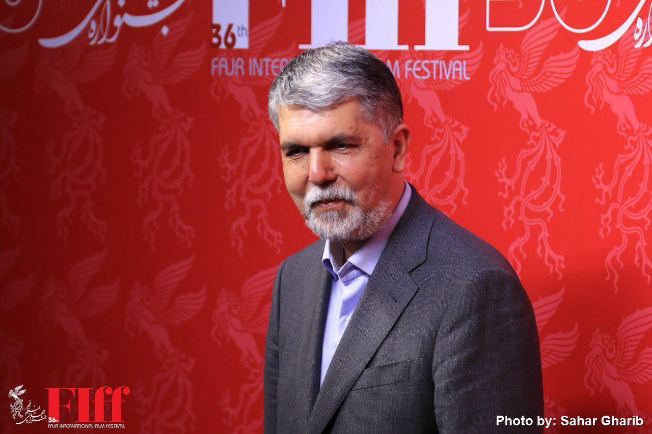 سینمای ایران یک فرصت ملی است/ همکاری همه نهادها با جشنواره جهانی فیلم فجر