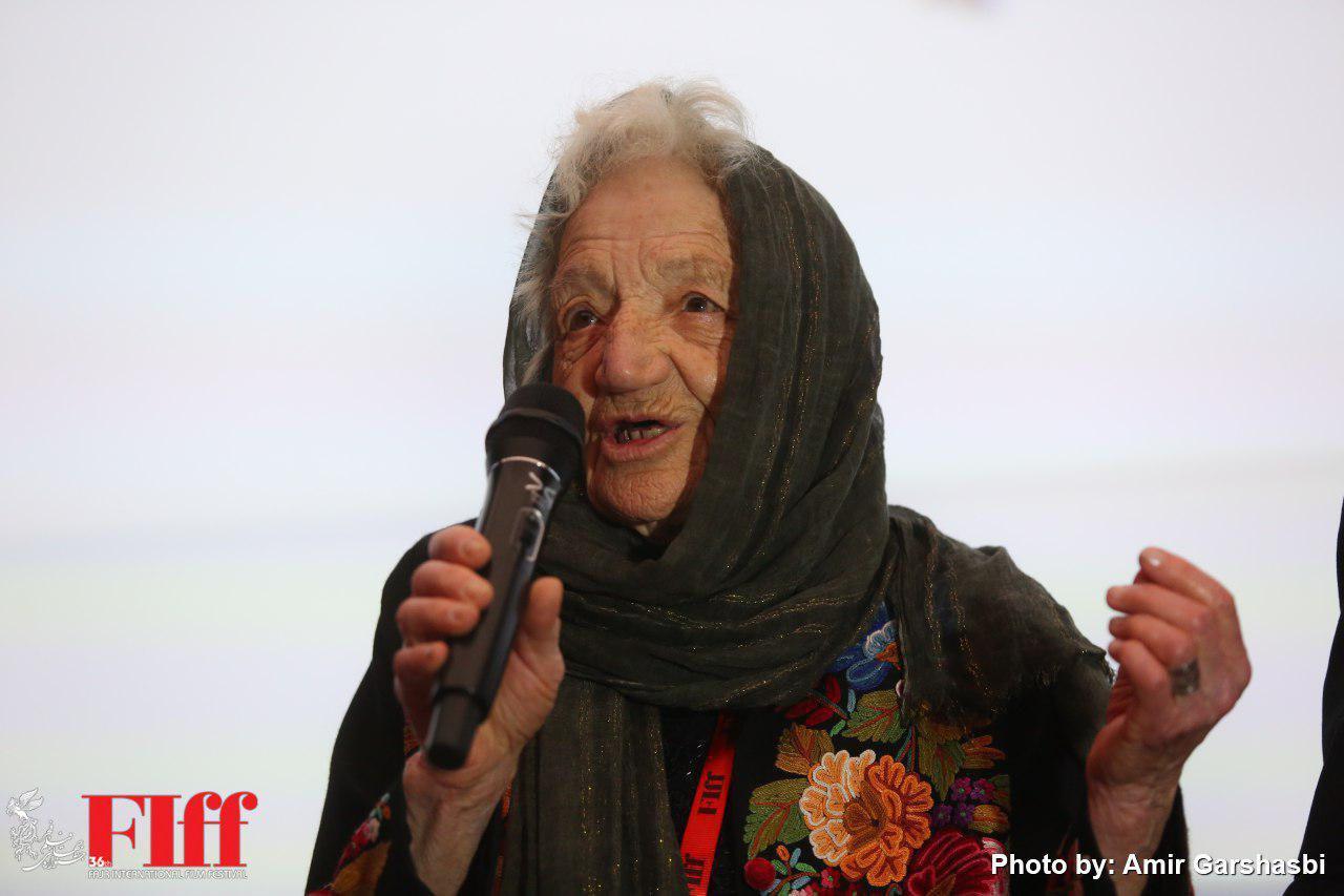 دیدار با اولین زنی که پس از جنگ جهانی دوم مستند ساخت/ توصیه برای رفتن به موزه