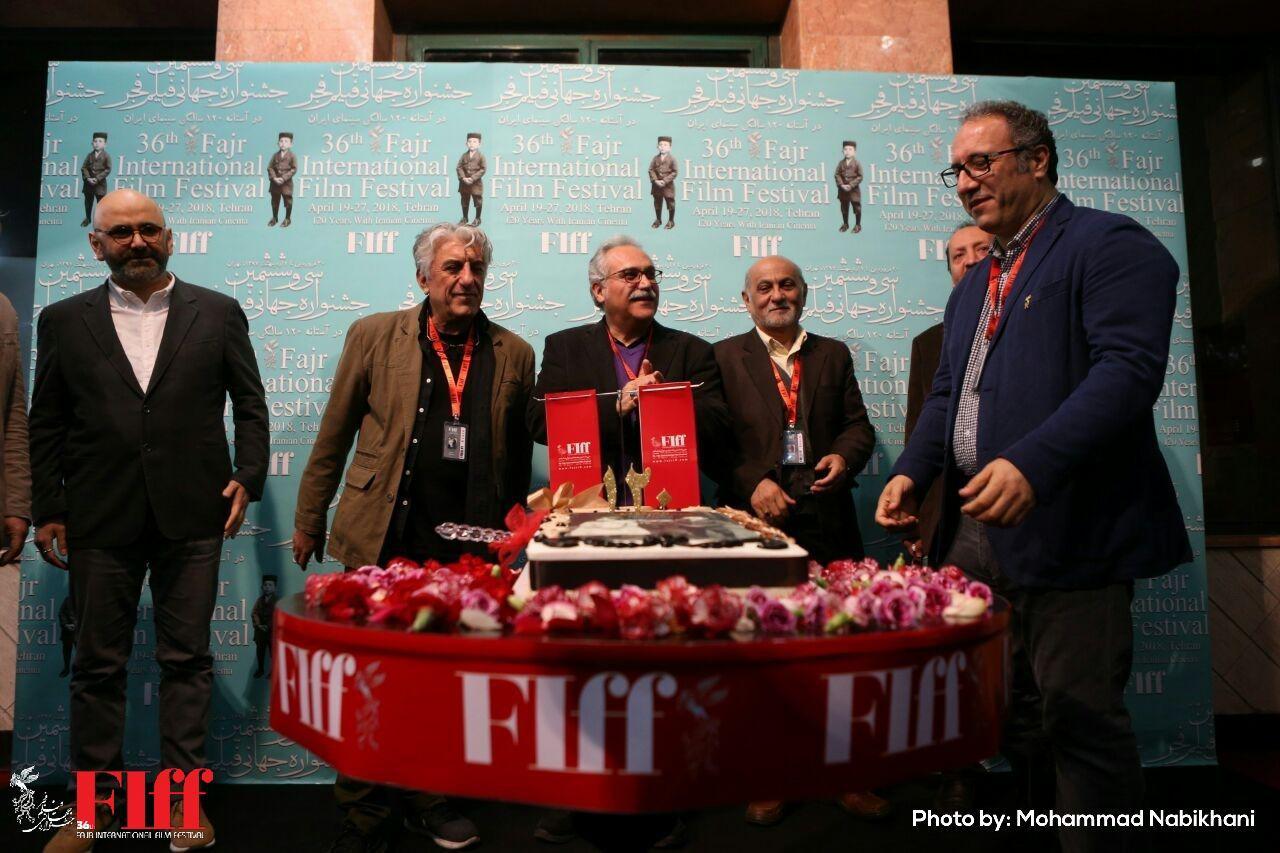 کیک تولد ۱۲۰ سالگی سینما در ایران بریده شد/ استقبال مردم از فیلم مجید مجیدی