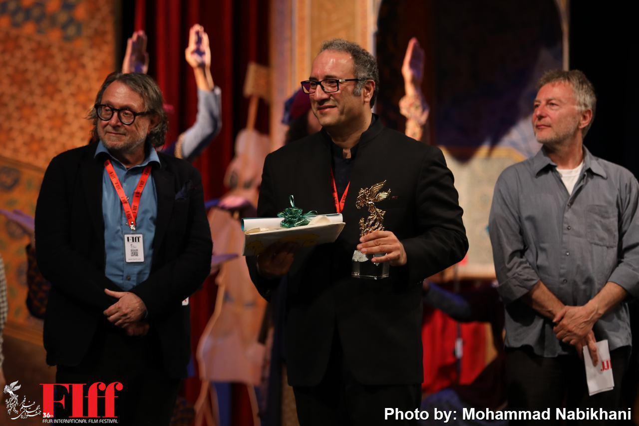 گزارش تصویری مراسم اختتامیه سیوششمین جشنواره جهانی فیلم فجر/ ۲